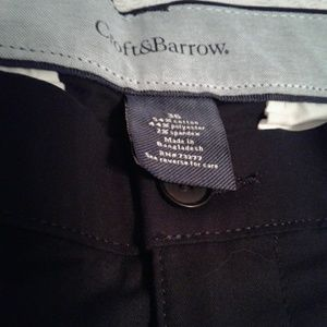 croft & barrow Shorts - 🌺 NWT Mens Black Croft&Barrow Shorts
